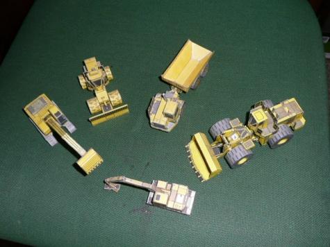MDT-stavební stroje