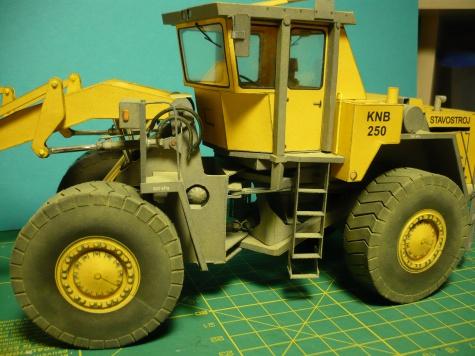 Stavostroj KNB - 250