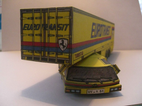 Steinwinter daimler - Benz turbo