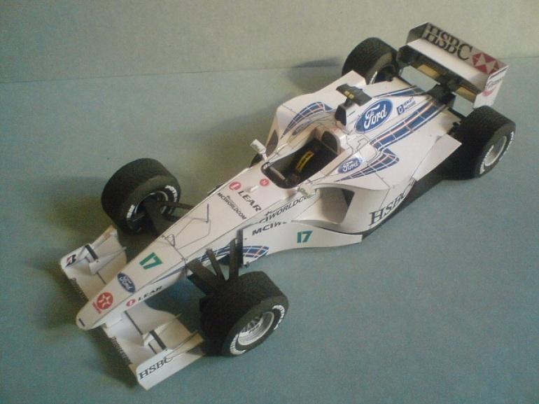 Stewart SF3 - Johny Herbert (1999)