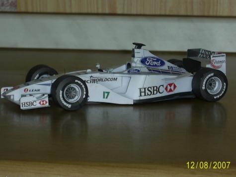 Stewart SF3  J.Herbert 1999