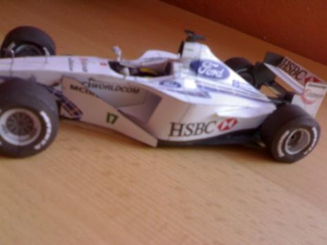 Stewart SF3-1999-Johny Herbert