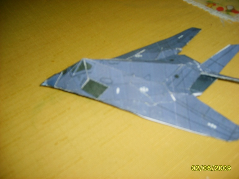 Stihačka F117