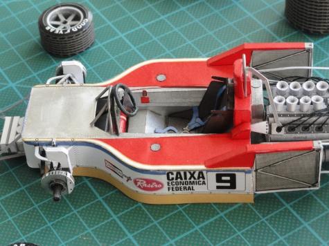 March 761B, Ribeiro GP USA 1977