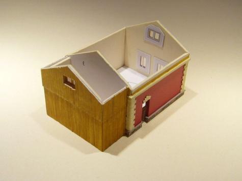 Strážní domek