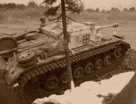 StuG 40 Ausf.F Winterketten