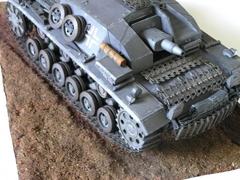 StuG III Ausf. A