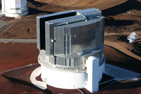 Subaru Telescope.