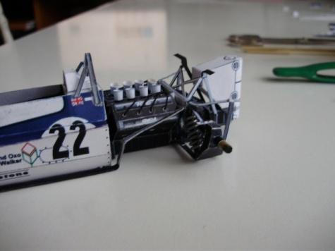 Surtees Ford TS9 , 1971