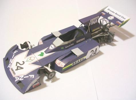 Surtees TS 14A, 1973 Carlos Pace