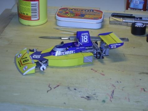 SURTEES TS16-4 John Watson GP Holandska 1975