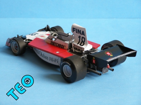 Surtees TS16