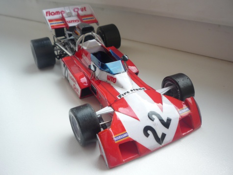 Surtees TS9B