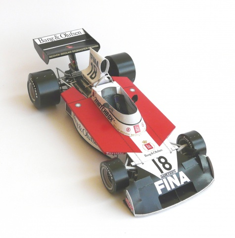Surtees TS 16, 1974