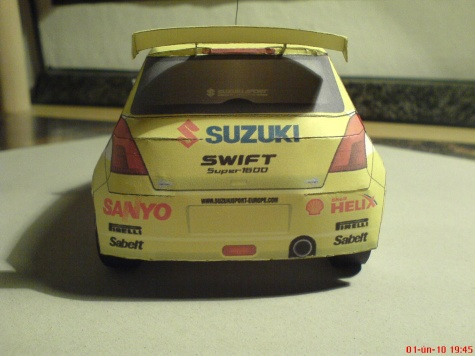 Suzuki Swift Super 1600