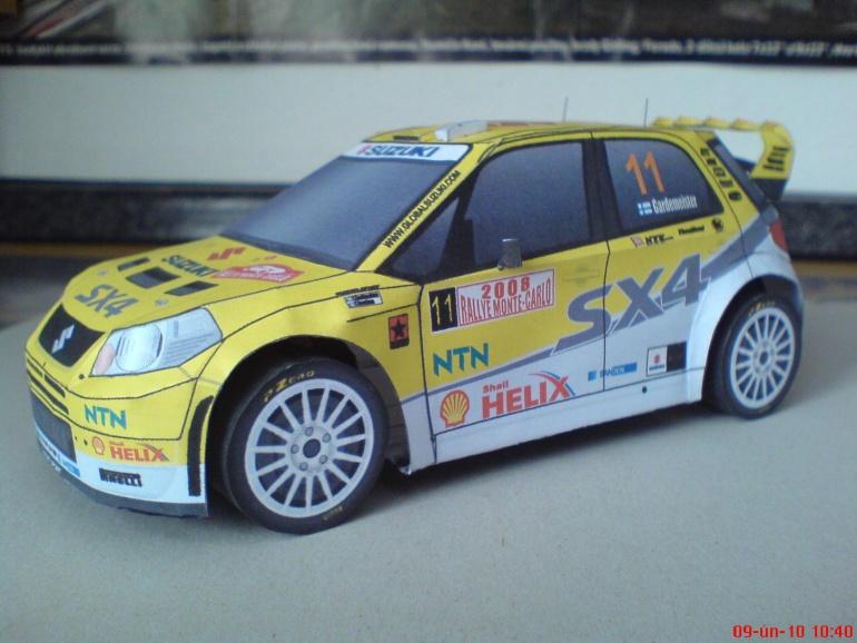 Suzuki SX 4-WRC