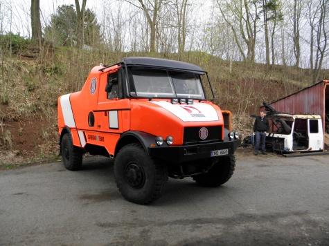 Svoboda Tatra Team Jamal