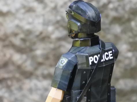 S.W.A.T. Police Figurine