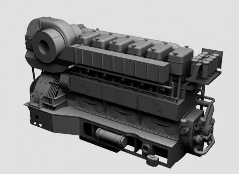 T 478 - vývoj