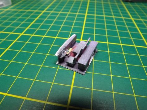 T-815 6x6 GTC /1:100 (Kinza)