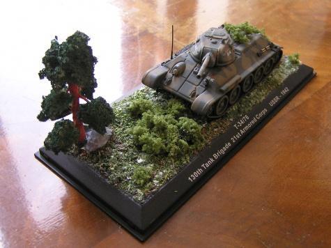 T34/76, Východná fronta, SSSR 1942