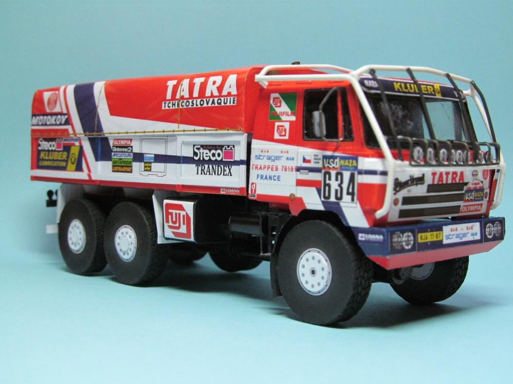 T815 6x6 projekt K65
