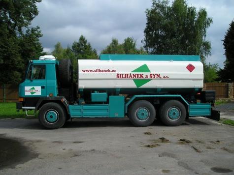 T 815 6x6 cisterna PHM
