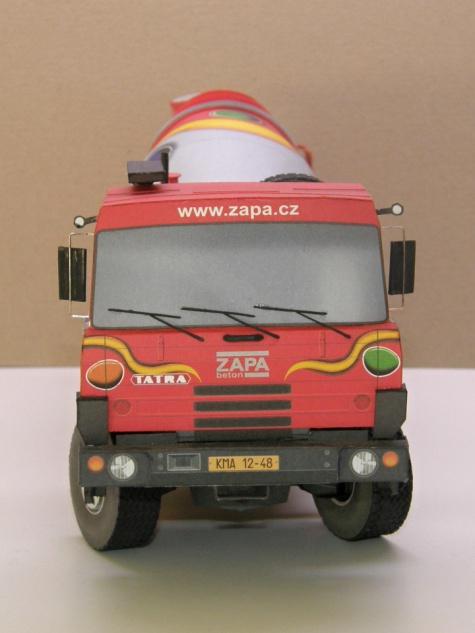 T815 domíchávač ZAPA