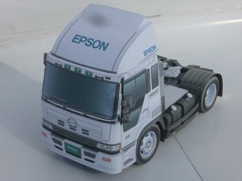 tahač návěsů Epson