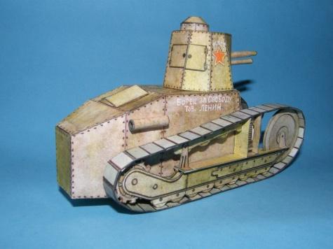 Tank Lenin