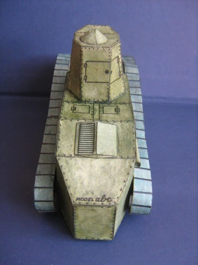 tank Ljenin