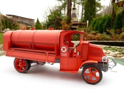 Tank truck Bulldog