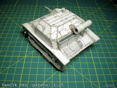 Tankette TKS