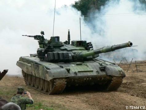 Tankový den 2011, Lešany