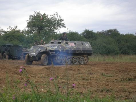 Tankový den Lešany