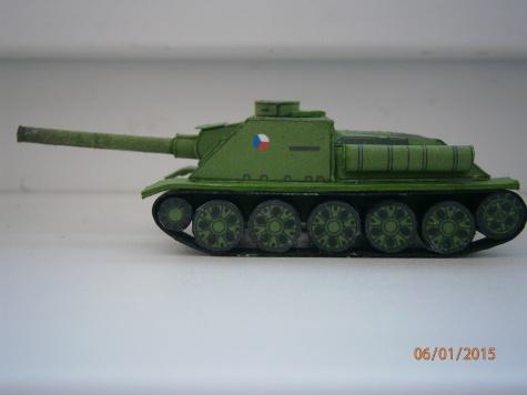 Tank SU-100 alebo SD-100