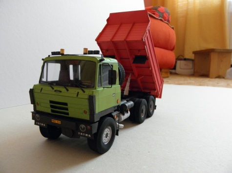 Tatara 815 S1 konverze na S3 HOTOVO