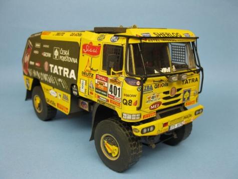 TATRA  815  4x4  CER  2008 / Vimos / - Kovář