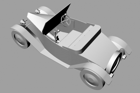 Tatra 11 1923