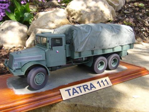 Tatra 111 valník