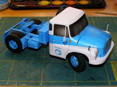 Tatra 138 4x4 TN
