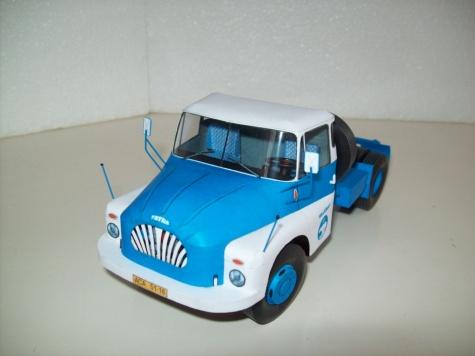 Tatra 138 NT,Náves Orličan