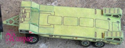 Tatra 141 + podvalník P-32
