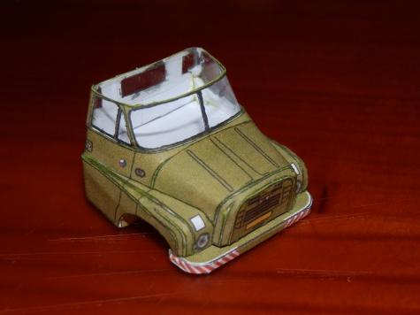 Tatra 148 TN 6x6 + BSS NK 18