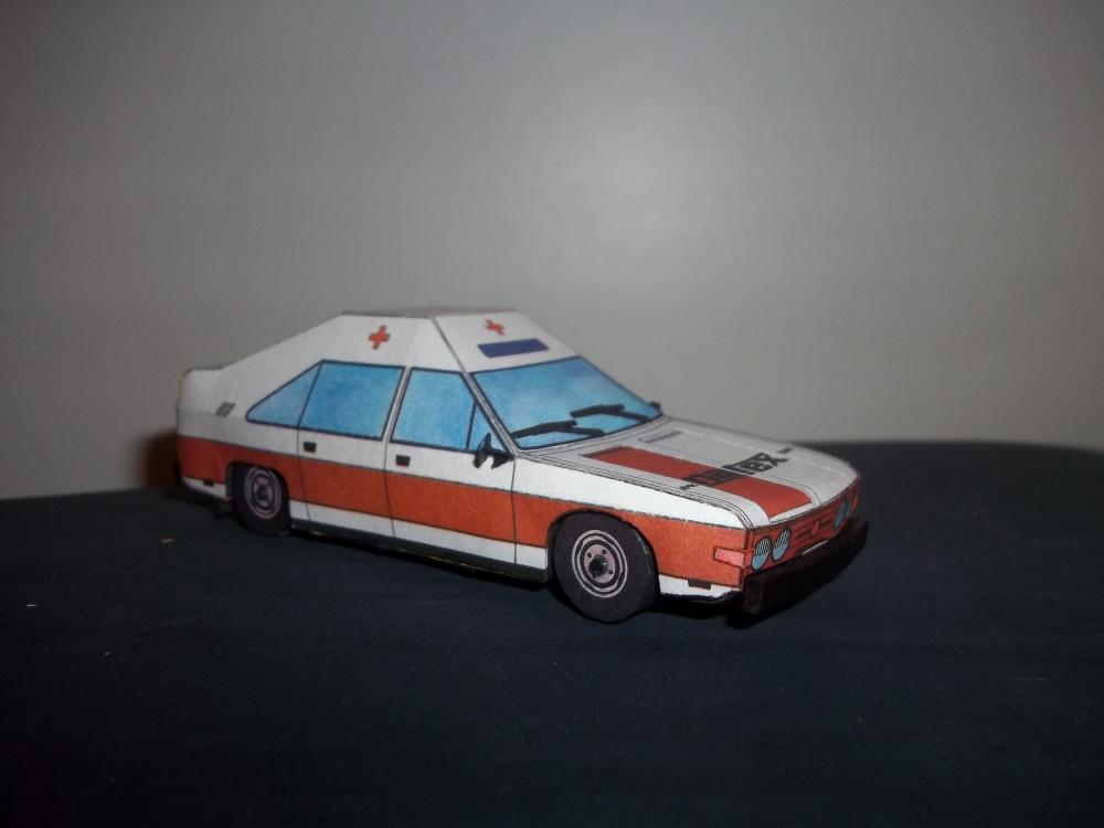 Tatra 624 NAREX