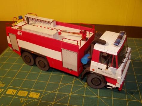 Tatra 6x6 CAS 32