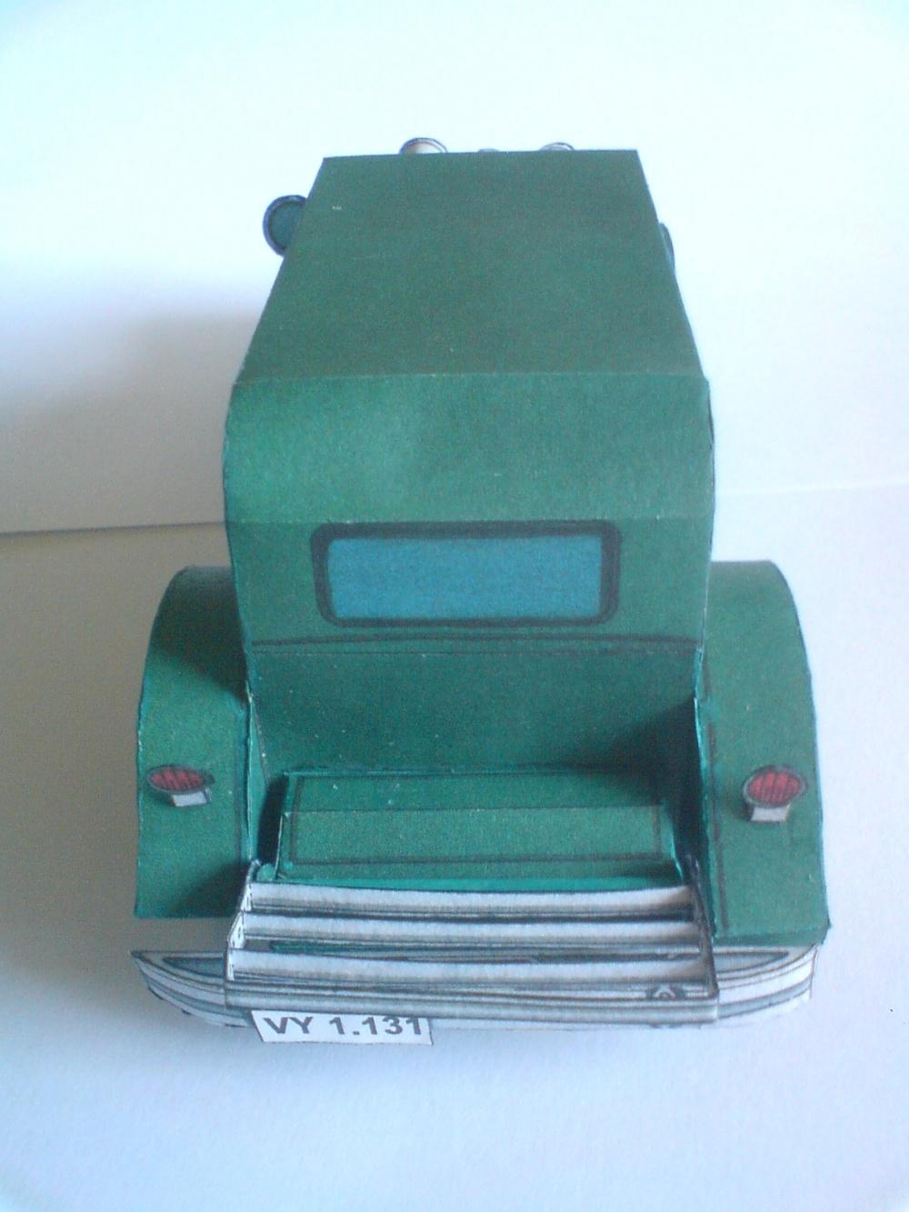 Tatra 80, 1930
