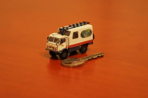 Tatra 805 Expedicni special