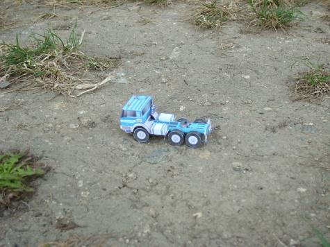 TATRA 813 4X4 A 6x6  TNH