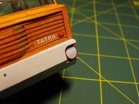 Tatra 813 8x8, Drtikol